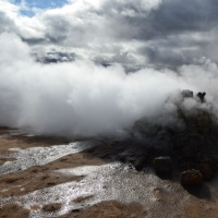 2 places to see in Iceland: Krafla and Hverir