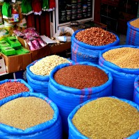 Colours, flavours and smells of Morocco
