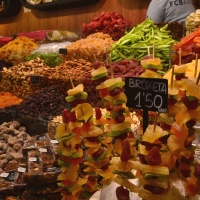 Colours, smells and flavours of Barcelona