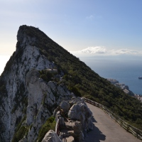 Gibraltar: living at the end of Europe