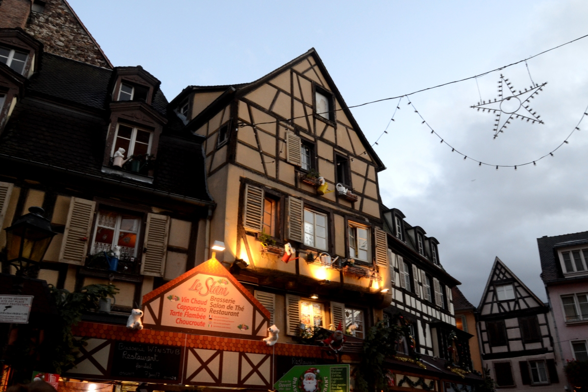 Colmar - magical Christmas town