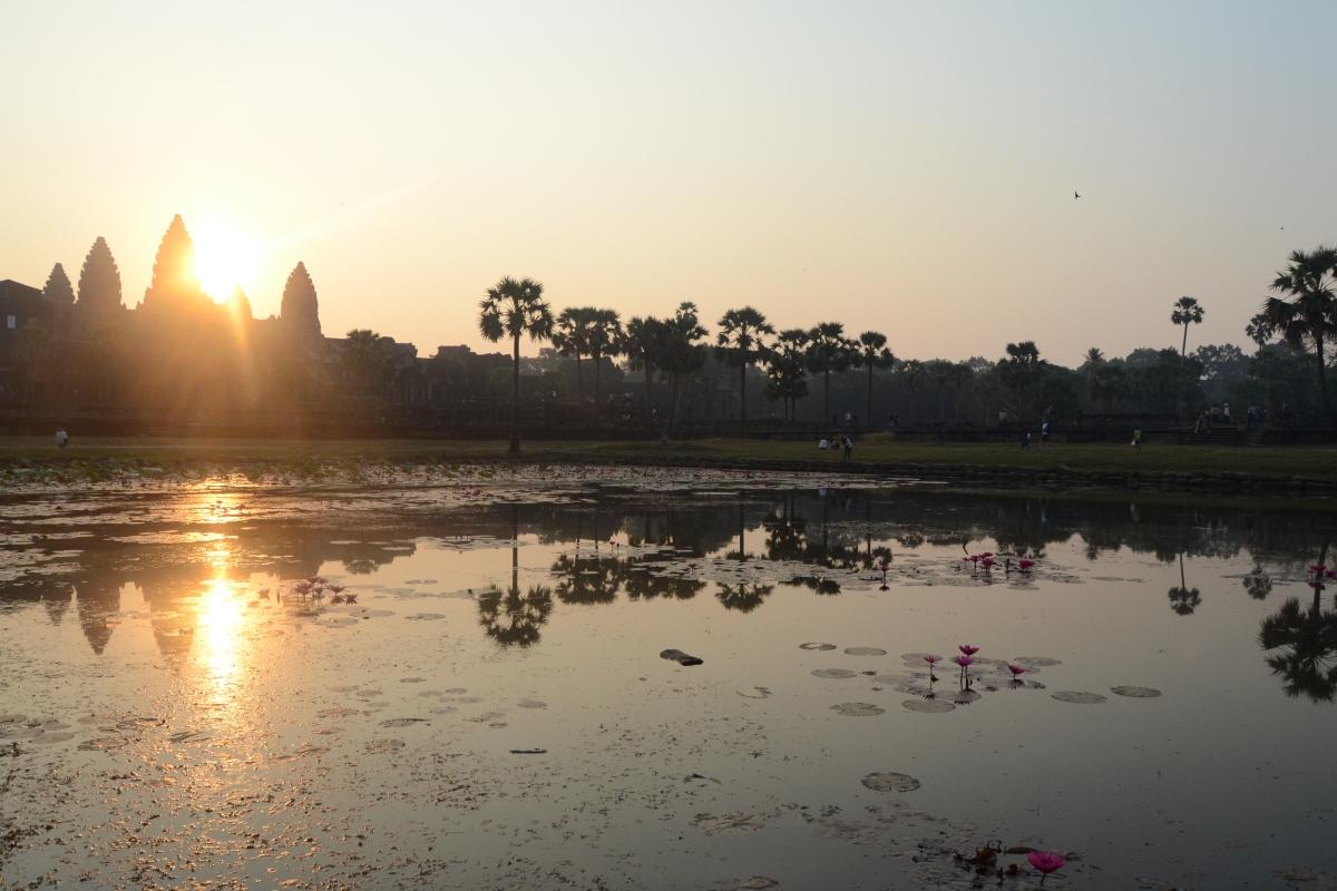 Amazing Angkor Wat