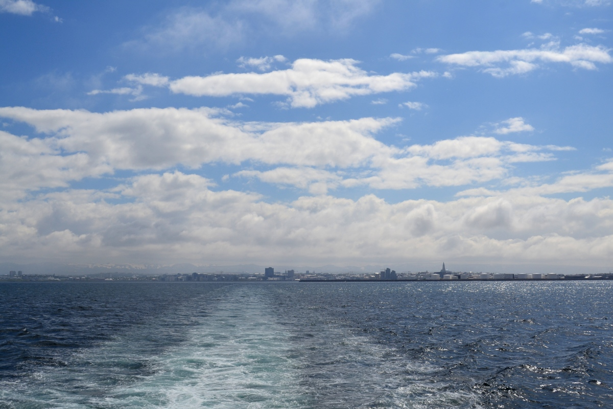Why travel by ferry?