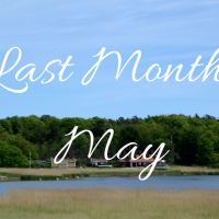 Last Month: May
