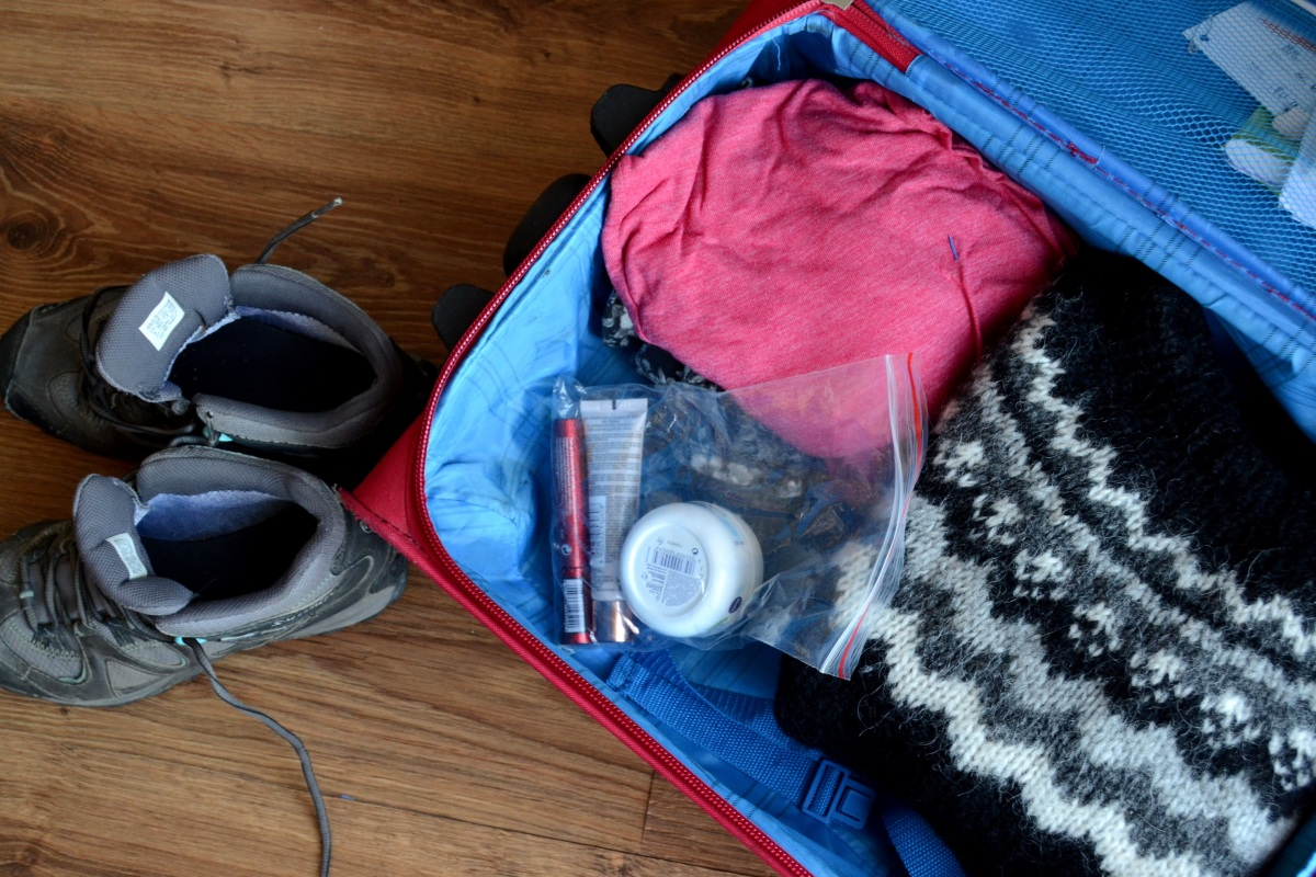 How to pack carry-on only for any trip