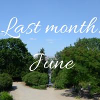 Last month: June