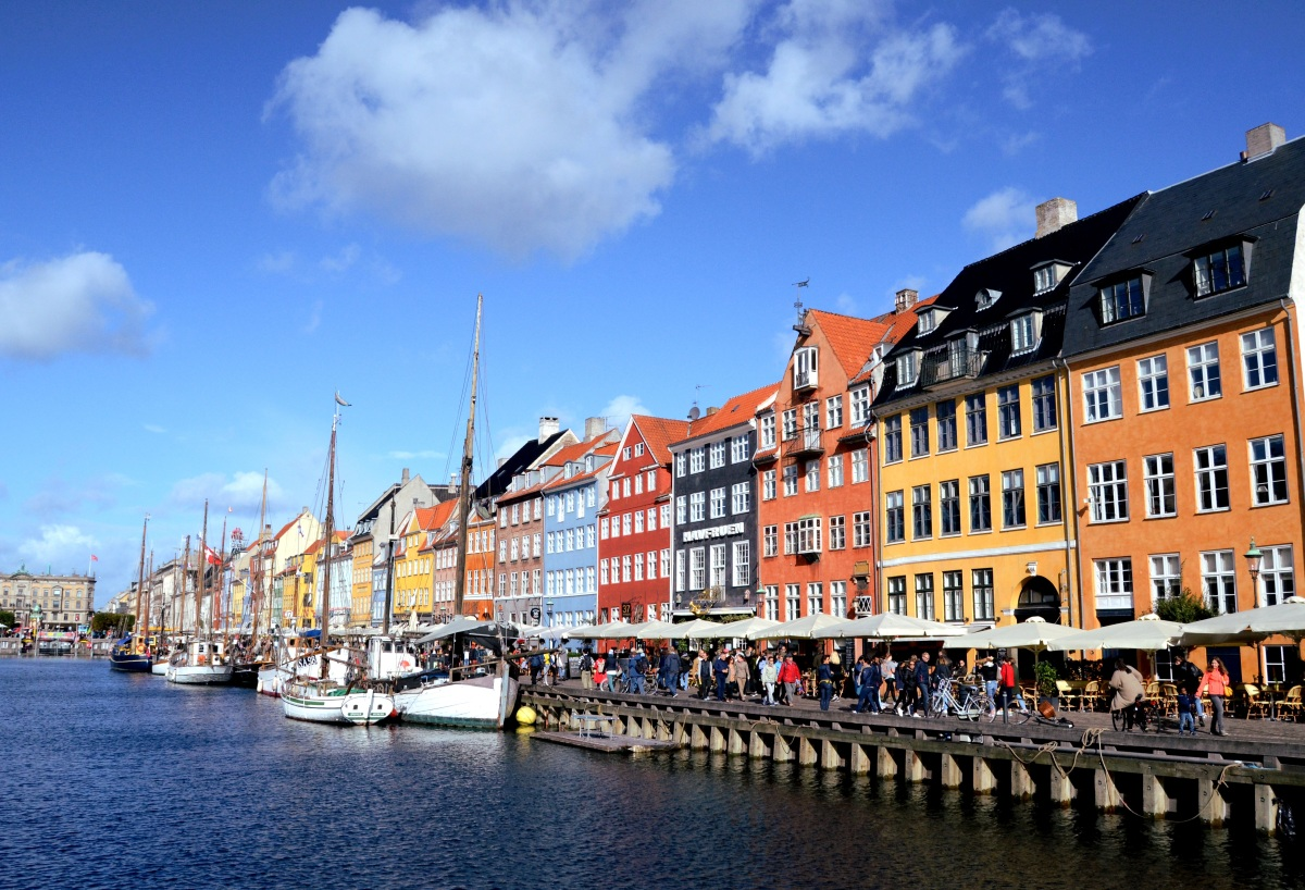 Bikes, hippies, Vikings: Copenhagen